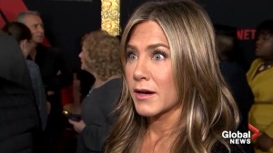 Jennifer Aniston reacts to Netflix's $100 millions USD deal for 'Friends'
